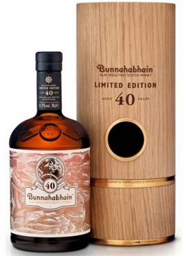 Bunnahabhain Scotch Single Malt 40 Year